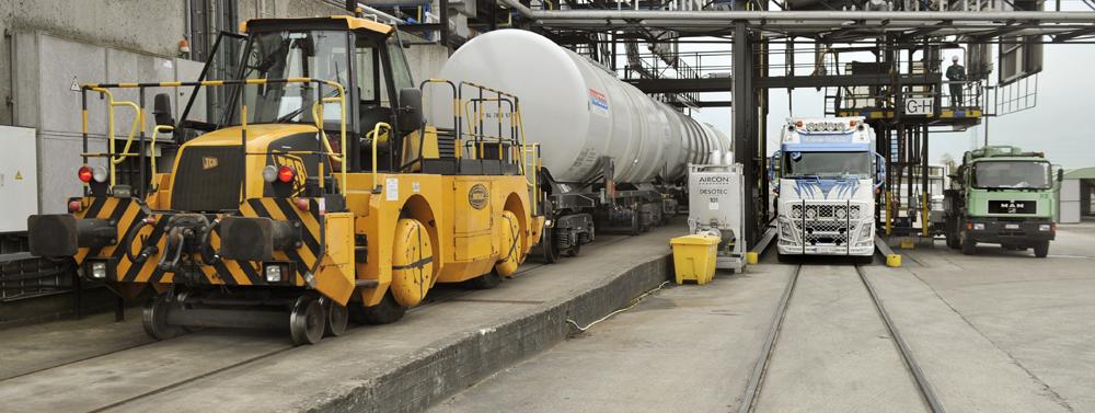 Improved road safety thanks to Tank Storage Verbeke - Tank Opslag